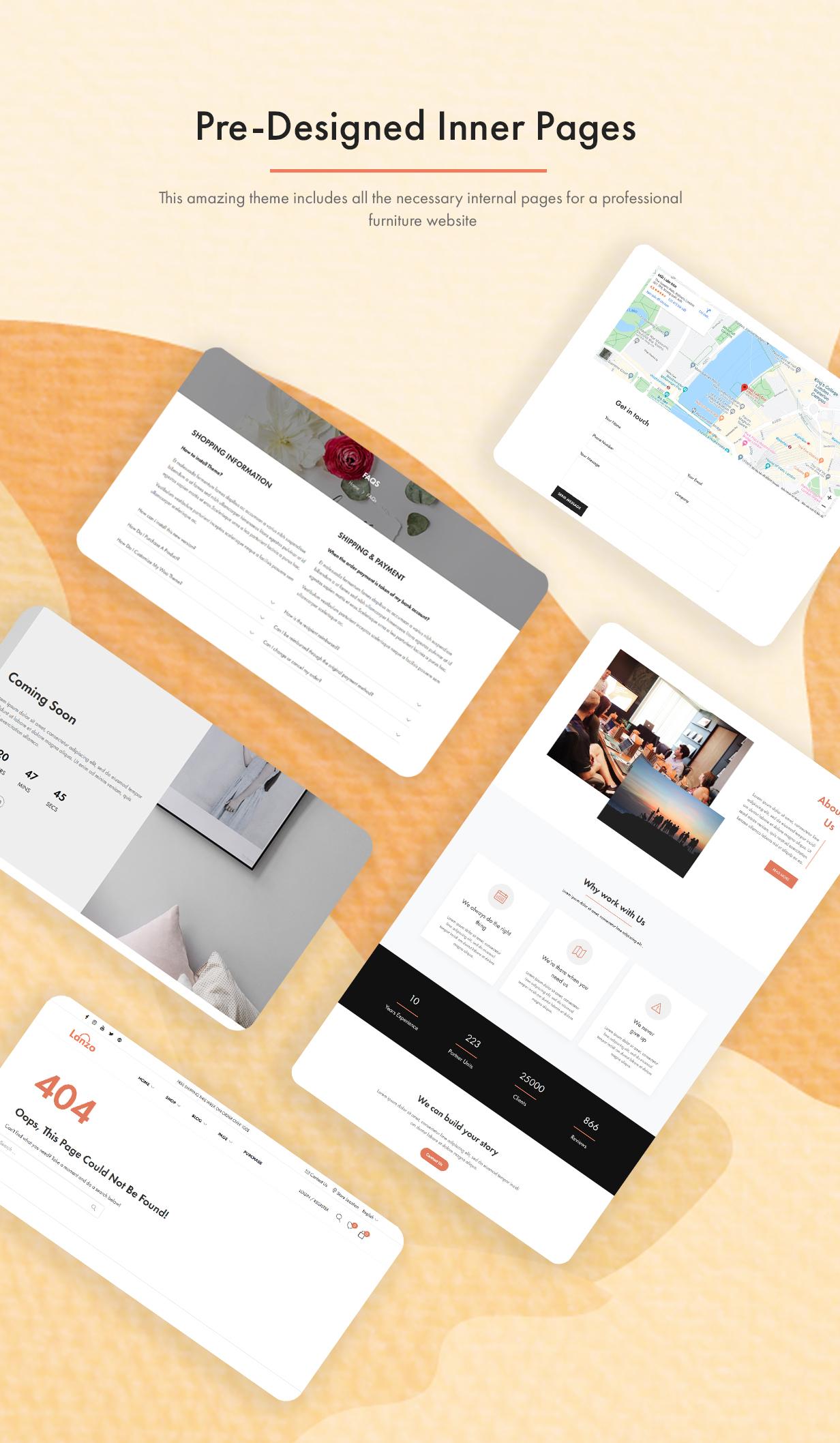 Lanzo - Gutenberg WooCommerce WordPress Theme - 8